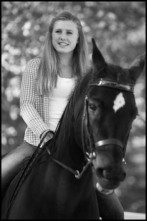 Sabrina & Horse