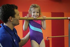 Gymnast Chinup