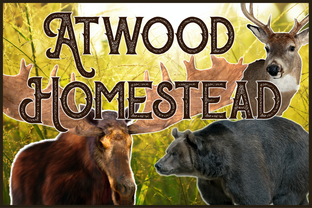 ATWOOD HOMESTEAD SIGN