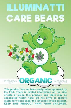 Care Bears Packaging