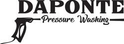 DAPONTE Pressure Washing