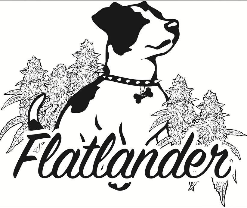 FLATLANDER LOGO