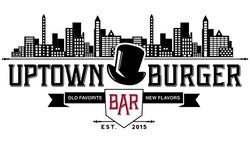 uptown burger bar logo