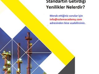IEC EN 60079-10-1:2021 Standartı Yayınlandı!! Yeni Standartın  Farkları ve Getirdiği Yenilikler