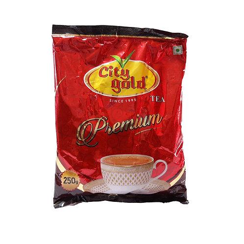 City gold premium tea 250g