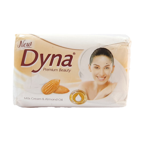 Dyna jasmine & milk cream soap