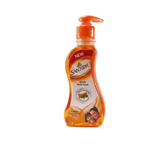 Santoor gentle hand wash 215ml