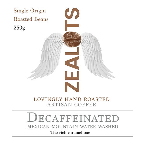 Decaffeinated Mexican Coffee