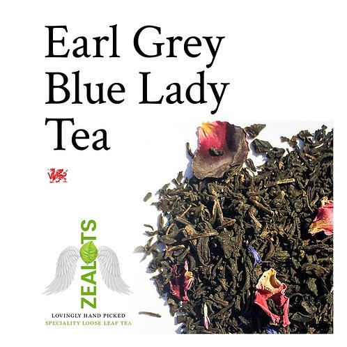 Earl Grey Blue Lady