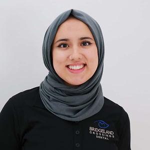 Dental Assistant Maryam