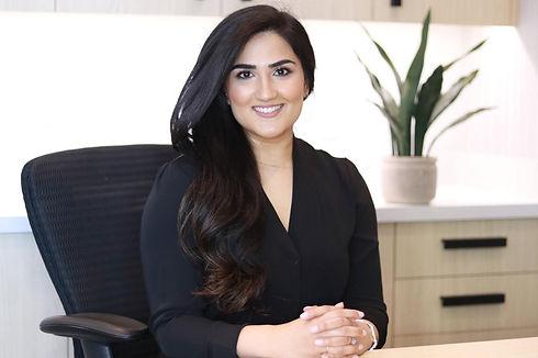 Dr Safina Jetha-Kurji - University Distr