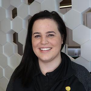 Dental Admin and Team Lead Ashley