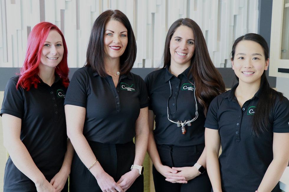 Crestmont Dental Team