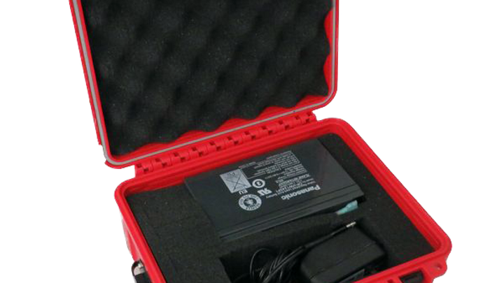 Futtura External Power Source for GPS Base Stations