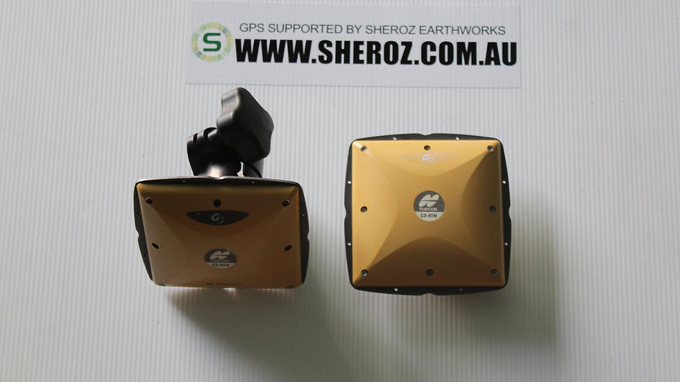 TopCon GPS reciever G3A1M