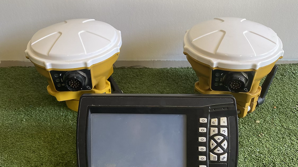 Trimble GCS900 Cab Kit