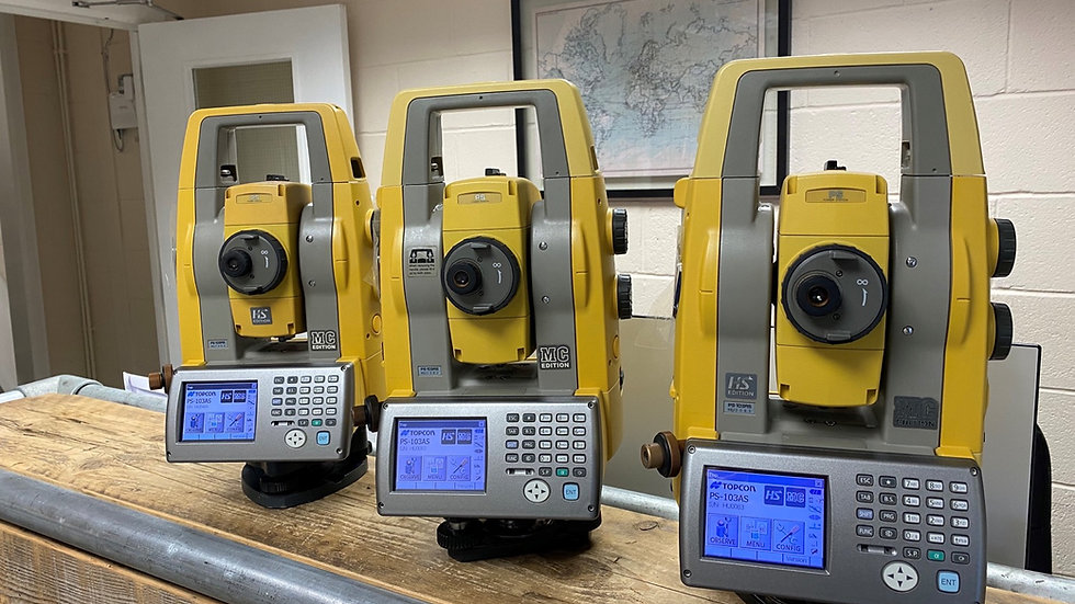 PS Total Stations  - TopCon