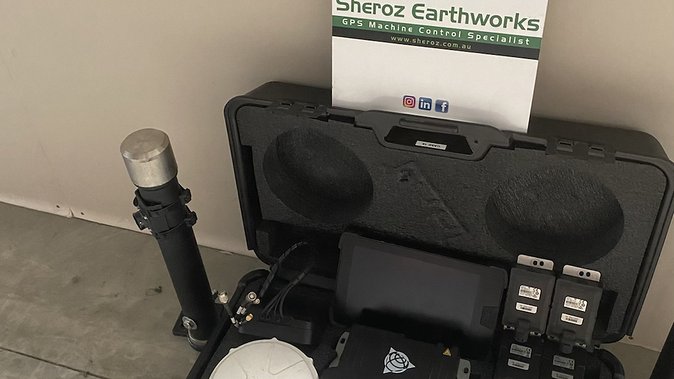 Trimble Earthworks (full kit)