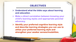 Parent University Presentation