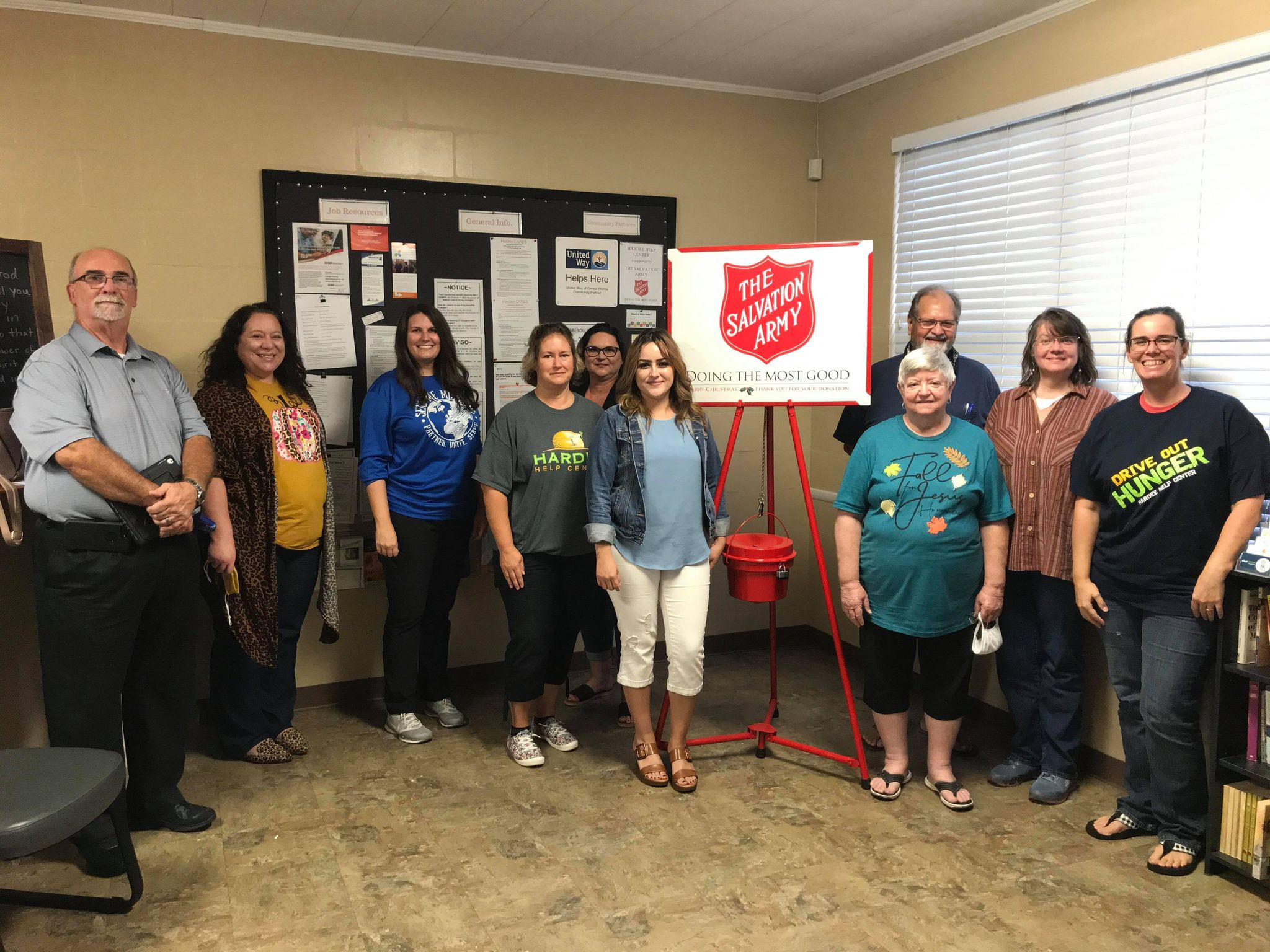 Salvation Army Council