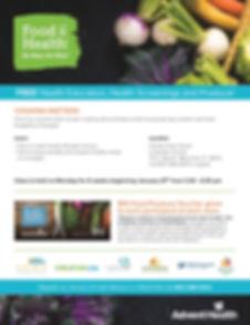 Wauchula Cooking Matters Class Flyer (00