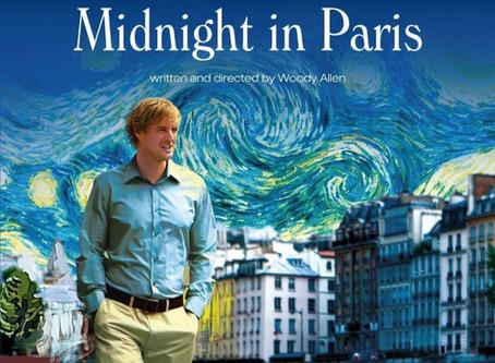 Meia Noite em Paris - RESENHA