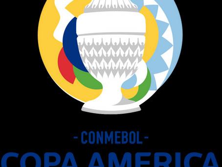 Considerações sobre a Copa América