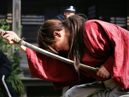 Samurai X: O Filme - RESENHA