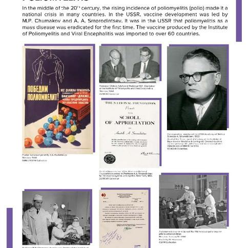 Protecting children against poliomyelitis
