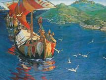 Александр Невский и Карл Великий - герои Древней Руси и Средневековой Европы в Брюсселе