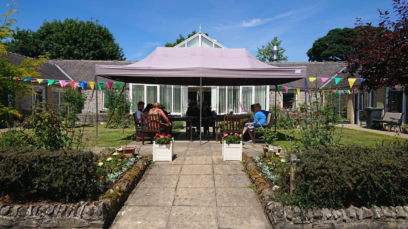 Thornhill Hill House Garden