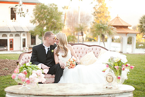 Elegant Outdoor Weddings in CA