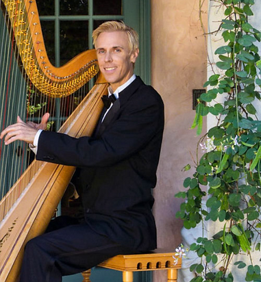 Harp Player Weddings