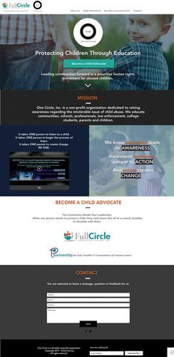 One Circle Website