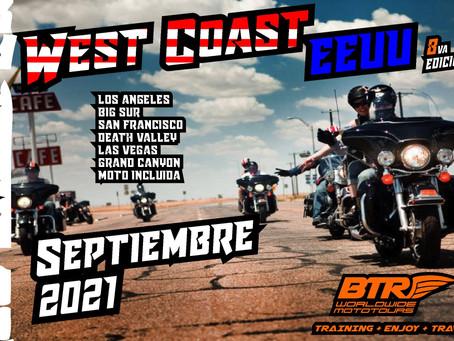 West Coast EEUU y Ruta 66