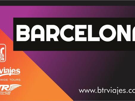 Barcelona tras el rastro de Gaudí
