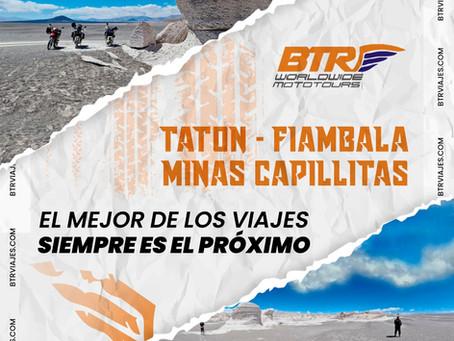 EXPEDICION CATAMARCA (Villa Unión, Fiambalá, Tatón, Minas Capillitas)