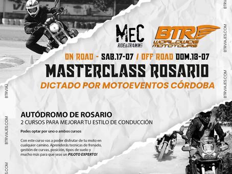 Curso de Conducción On y Off en Rosario (Masterclass Rosario) Fotos y videos del encuentro