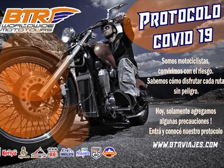 Protocolo COVID 19 BTR WMT