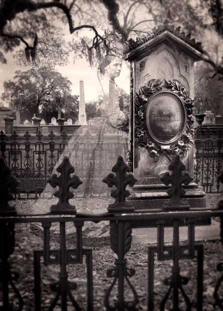 FEAR OF CEMETERIES