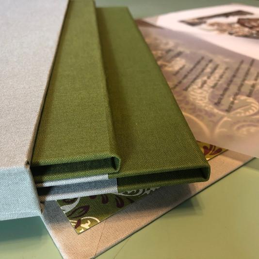 Handmade Folios With Slipcase