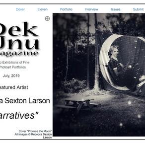 Featured Artist Dek Unu Magazine