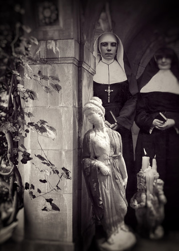 FEAR OF NUNS