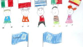 """Ποιά ζωγραφιά επιλέχθηκε για την πρόσκληση της έναρξης του προγράμματος Erasmus+ """"M.O.T.H.E.R."""";"""