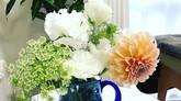 可愛い花束をいただきました💓