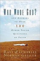 Who Made God? book