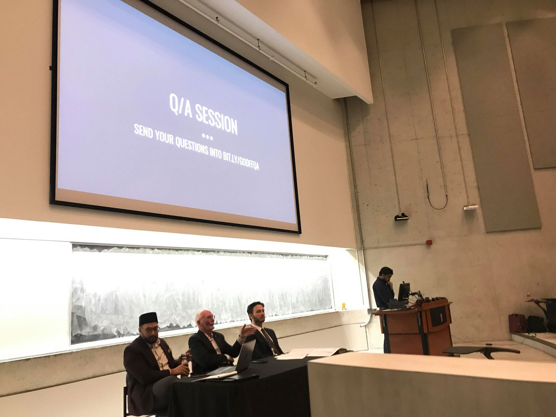 Christian-Agnostic-Muslim Dialogue