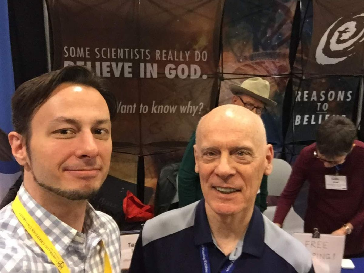 A Scientist for Jesus