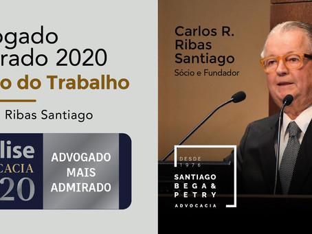 SBP Advocacia permanece na lista dos Escritórios e Advogados mais admirados do Brasil