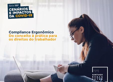 Compliance Ergonômico - Do conceito à prática para os direitos do trabalhador